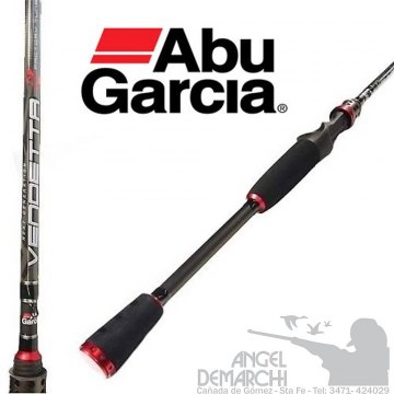 CAÑA ABU GARCIA VENDETTA CASTING 1.98 1  goma eva 12-20 lbs
