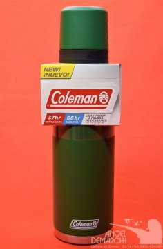 TERMO COLEMAN ACERO INOX 1200 ML VERDE