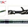 CAÑA SHIMANO STARLO JUNGLE 13JS571BC  1.70 mts 1 grafíto goma eva 10-25 grs