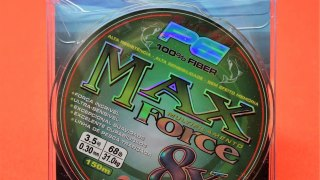MULTIFILAMENTO MAX FORCE MAX FORCE