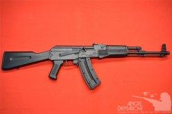 CARABINA KALASHNIKOV SEMI GSG AK-47 SINTETICO/PAVON CAL .22 LR