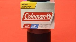 TERMO COLEMAN ACERO INOX 700 ML NEGRO