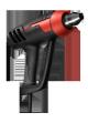 Pistola de Calor 1200w 8003