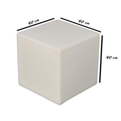 Cubo Puff 40cm X 40cm