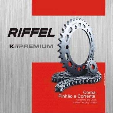 KIT TRANSMISION RIFFEL HONDA BIZ 125 (14x34) 428H