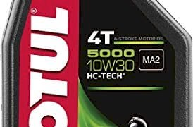 ACEITE MOTUL 5000 4T 10w30 HC-TECH