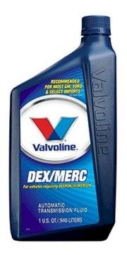 ACEITE VALVOLINE DEX/MERC - CAJAS AUTOMATICAS