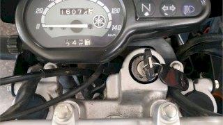 YAMAHA XTZ 125 NEGRA MOD 2015 16000 KM