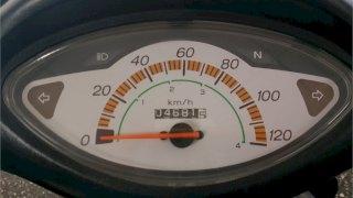 HONDA BIZ 105 MOD 2008 NEGRA 4500 KM