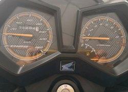 HONDA CB 125 F TWISTER MOD 2019 1500 KM