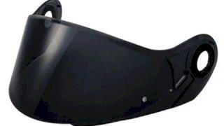 CASCO LS2 370 EASY GLOSS BLACK CON VISOR NEGRO