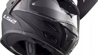 CASCO LS2 324 METRO EVO S MATT BLACK