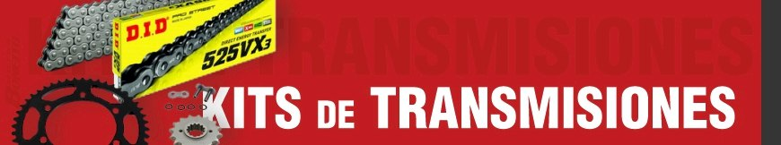 KIT DE TRANSMISIONES