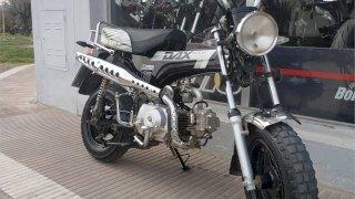 MONDIAL DAX 70  2010 6800 KM