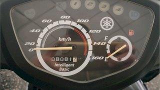 YAMAHA NEW CRYPTON 110 2012 8100 KM